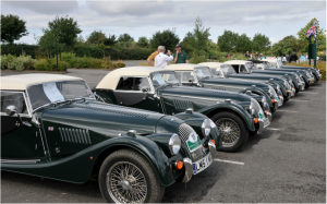 Morgan LeMans 62 cars