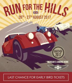New Run for the Hills Web page and Info