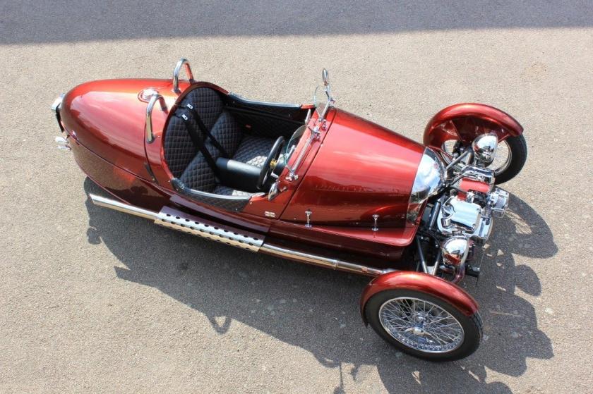 new morgan 3 wheeler morgan sports car club. Black Bedroom Furniture Sets. Home Design Ideas